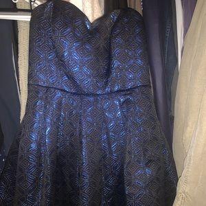 NWT Sequin Hearts Dress